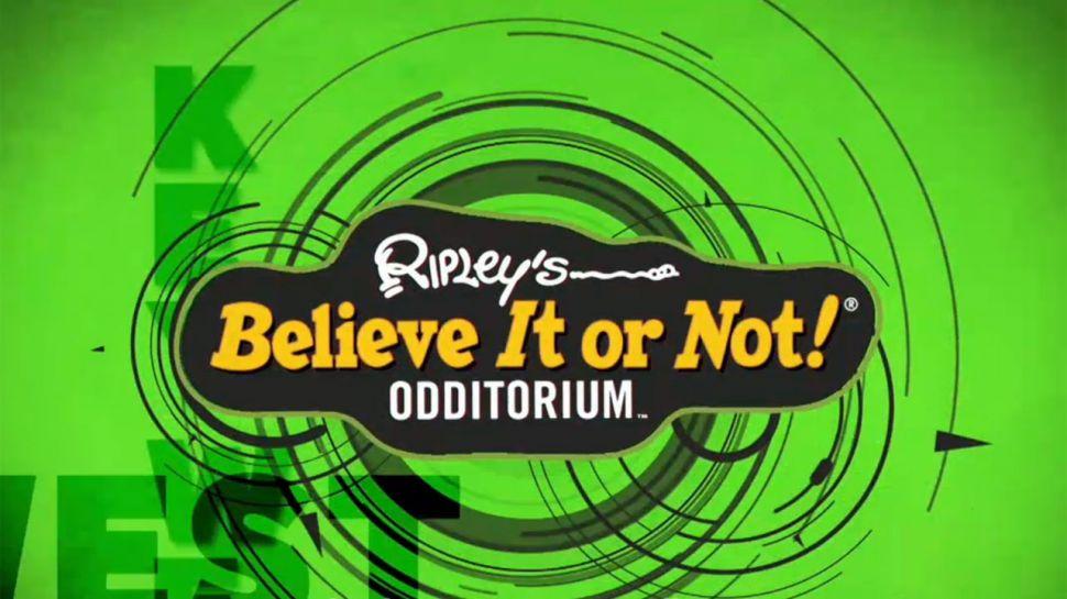 Ripley's Believe It Or Not Odditorium