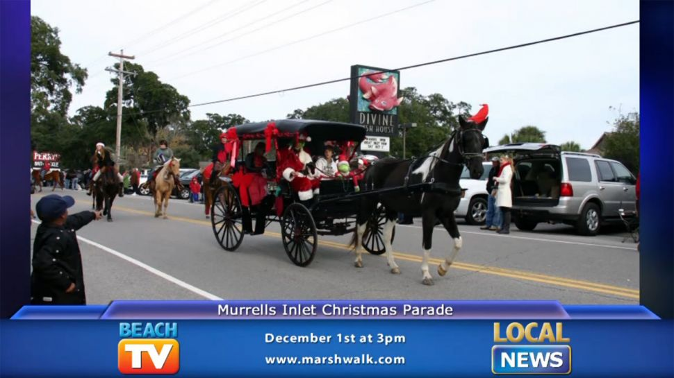 Murrells Inlet Christmas Parade - Local News