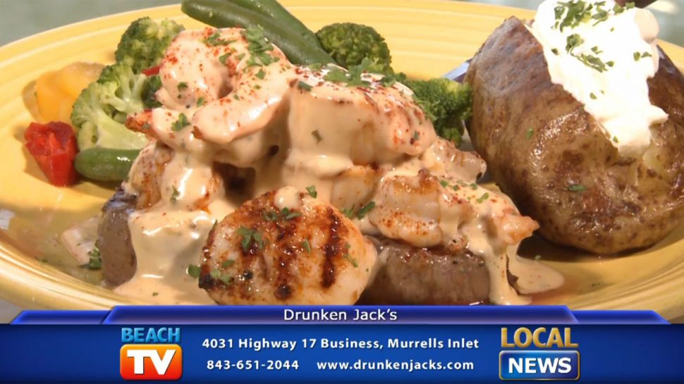 Drunken Jacks - Dining Tip