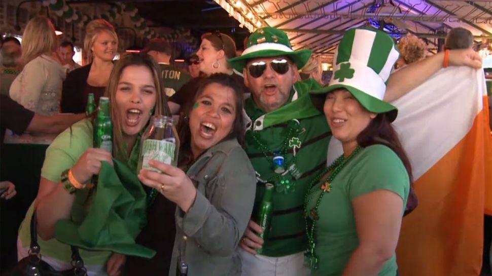 McGuire's Irish Pub Nightowl Menu and Drink Specials