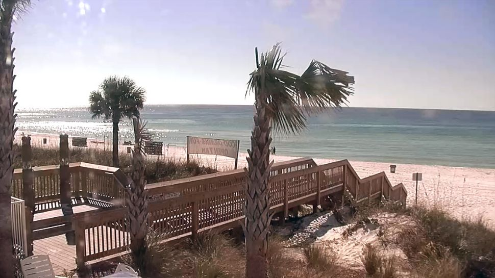 Live Beach Cam from Barefoot On The Beach