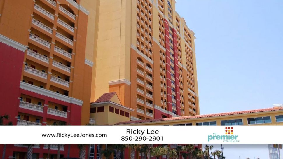 Calypso Towers and Beach Resort - Ricky Lee Jones from The Premier Property Group